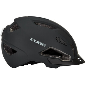 Cube Evoy Hybrid Casco, black